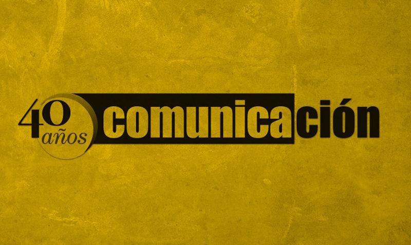 Revista Comunicación cumple 40 años