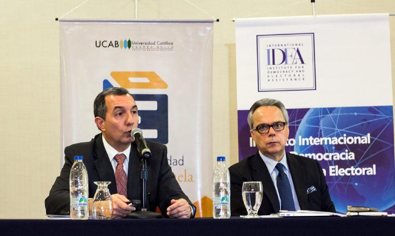 UCAB e IDEA proponen medidas urgentes para las elecciones
