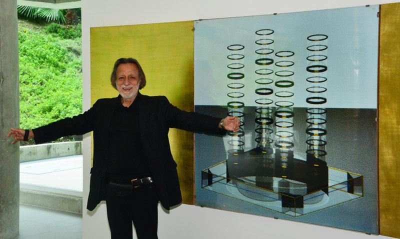 25 piezas de Rolando Peña en la UCAB