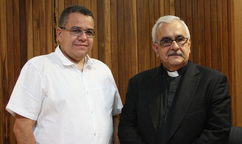 UCAB firma convenio con la alcaldía del municipio Jiménez