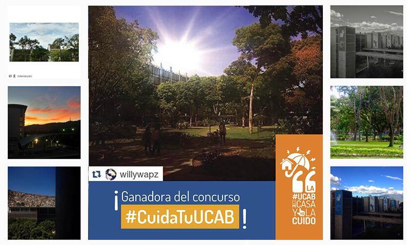 Anunciaron ganador del concurso #CuidaTuUcab