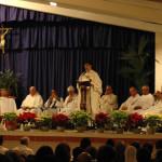 Misa centenario de los jesuitas en Venezuela