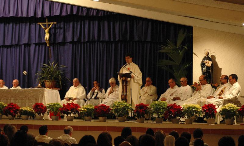 Celebración y reflexión para los jesuitas