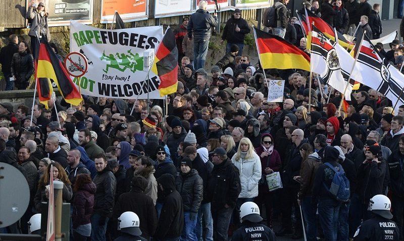 Alemania entre una historia y una histeria