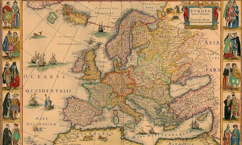 Europa y sus enemigos