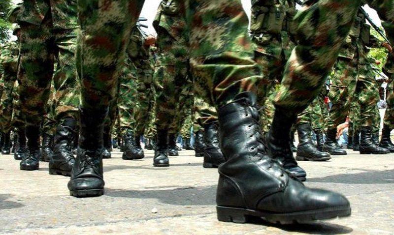 Notas sobre el ejercicio de la profesión militar