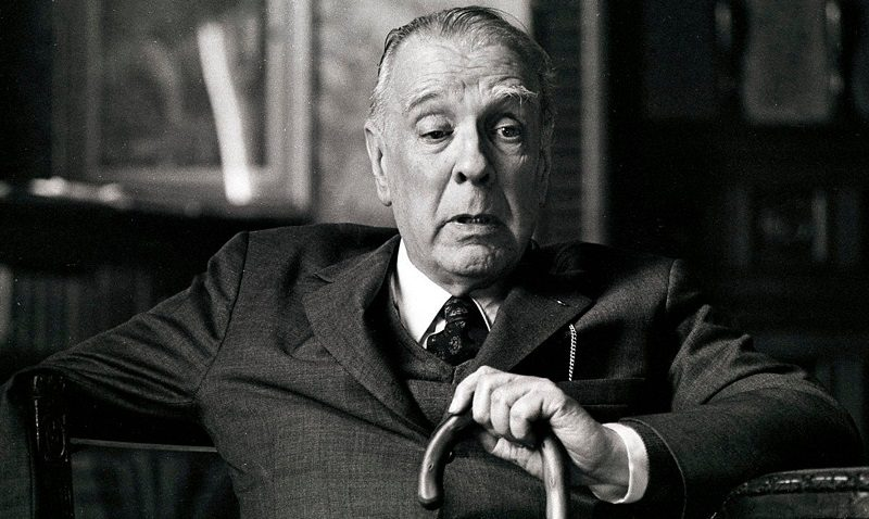 Borges escribió desde otro tiempo