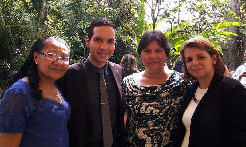 Doris, Gloria, Marcelo y los Cunaguaro: reconocimientos