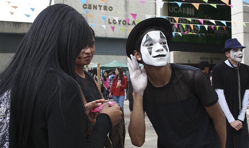 La universidad se prepara para la Feria Cultural