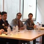 Invitados internacionales en foro de Derecho UCAB 2016