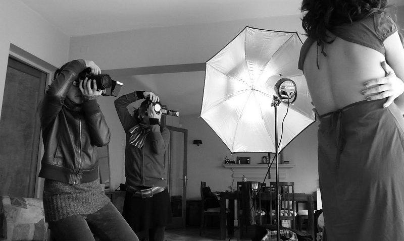 Fotografiando a la mujer