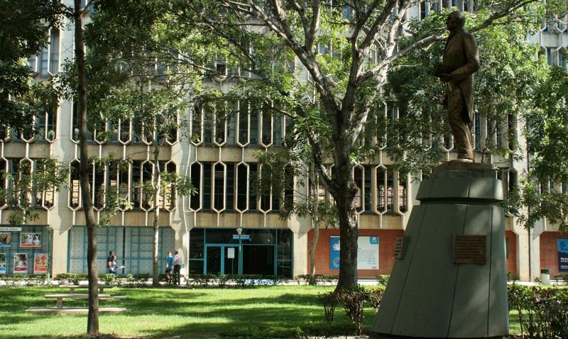 Informe del rector 2014 – 2015