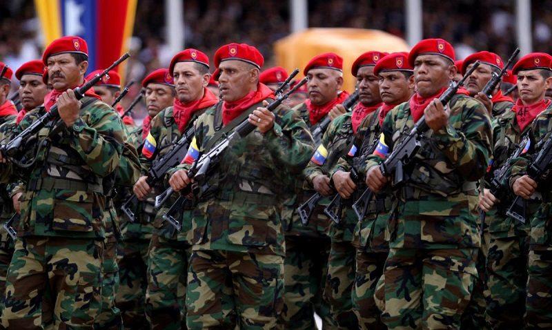 Sobre la hegemonía militar