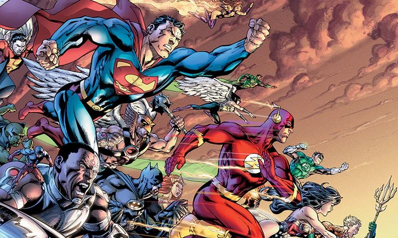 La trinidad de DC comics