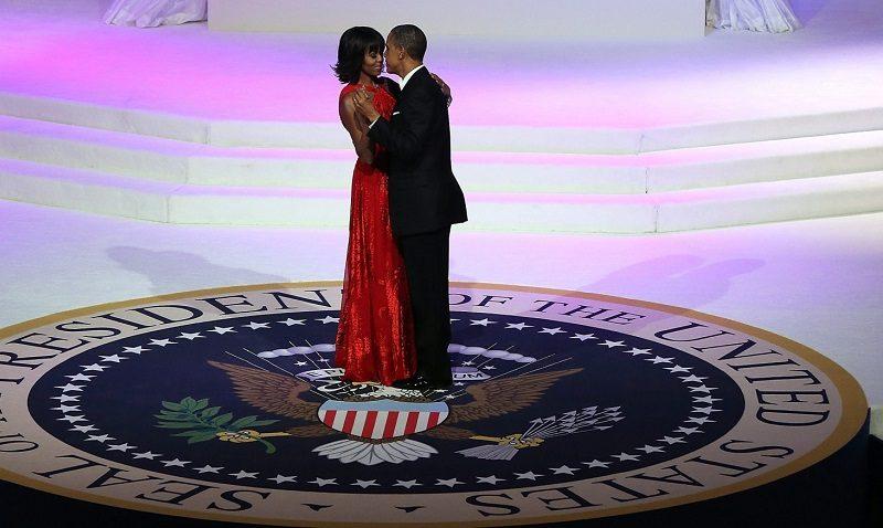Obama no sabe bailar tango