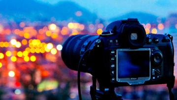 La historia entre las fotografías