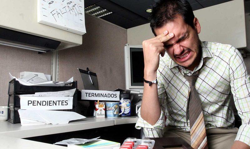 El estrés laboral y sus consecuencias