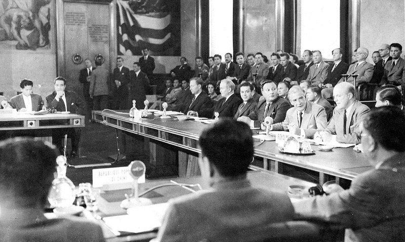 50 años del Acuerdo de Ginebra