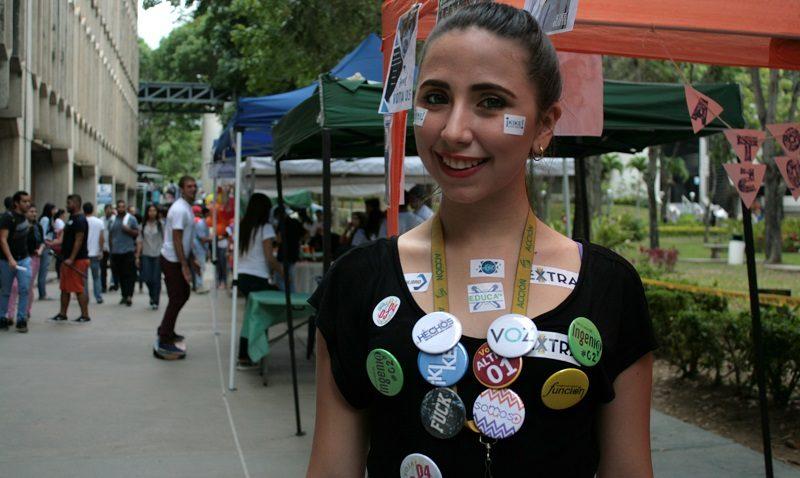 Candidatos a centros de estudiantes ofrecen sus propuestas