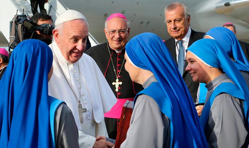Las mujeres y su papel en la Iglesia