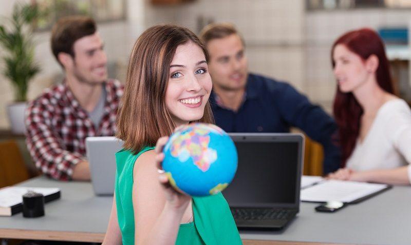 Oportunidades de estudio en el exterior