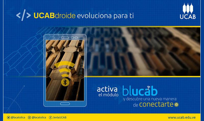 UCABDroide se actualiza e incorpora la tecnología Beacons