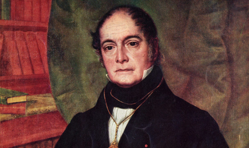 Andrés Bello, jurista inexplorado