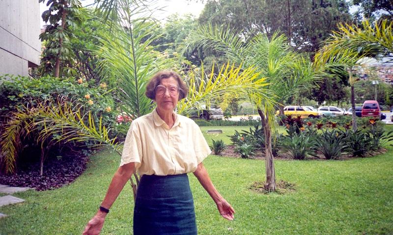 Una antropóloga para recordar: Angelina Pollak