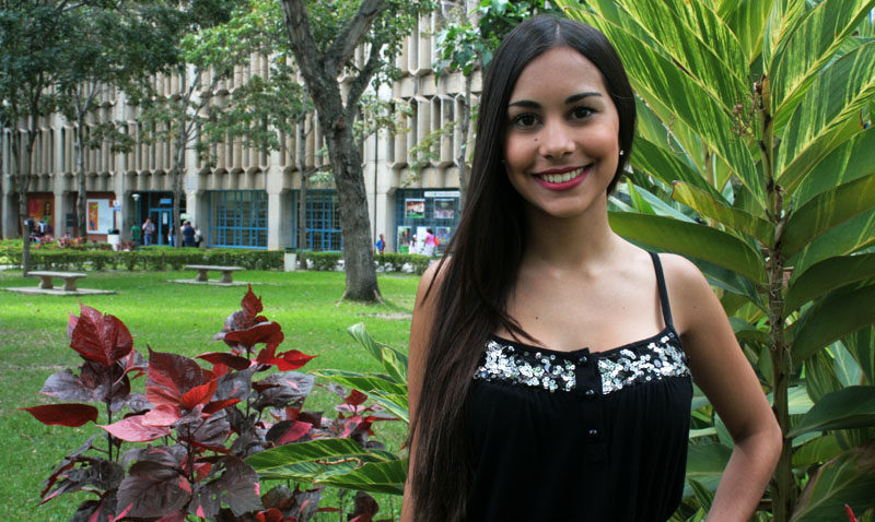 Youtubers en la UCAB: Erika Goncalves