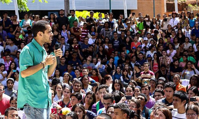 Estudiantes de UCAB Guayana, víctimas de detenciones y vandalismo