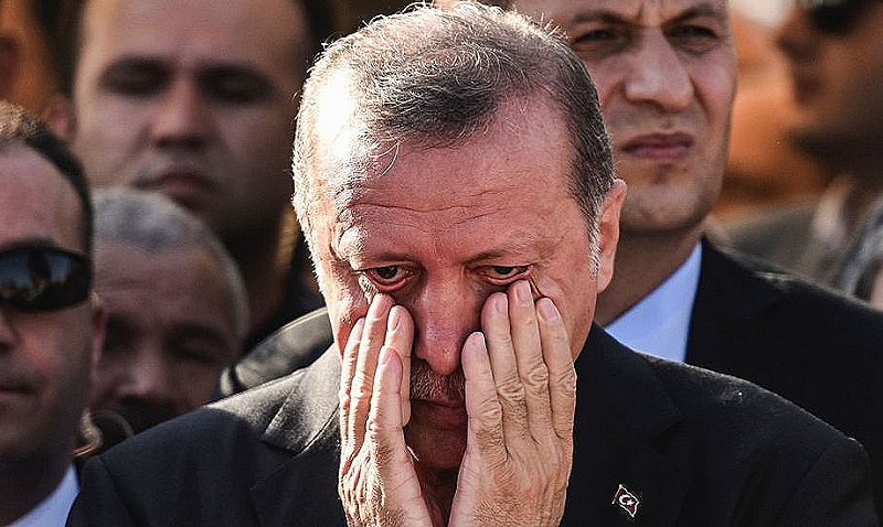 La venganza de Erdogan