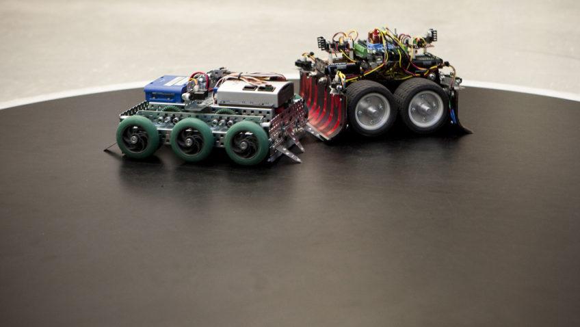 Ucabistas participarán en la Sexta Competencia Nacional de Robótica
