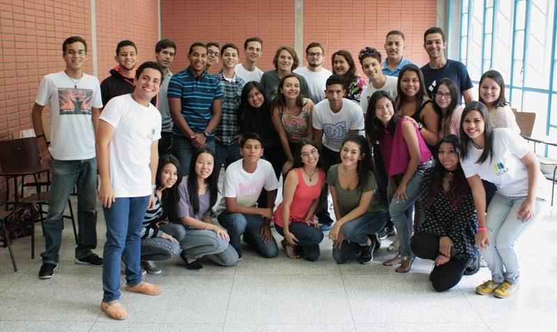 Bienvenida a los nuevos estudiantes de Ingeniería