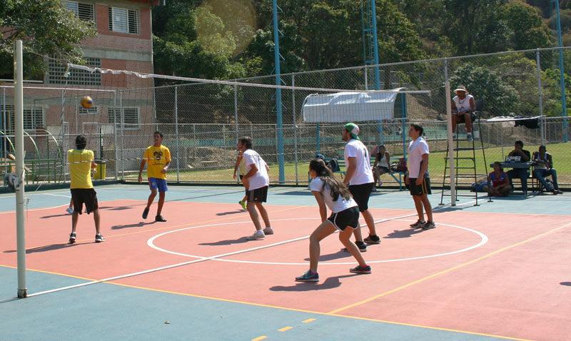 Deportes para practicar en el campus