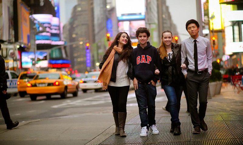 Intercambio en universidades extranjeras