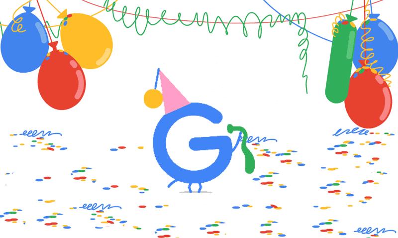 Google está de cumpleaños: conozca cómo aprovecharlo al máximo