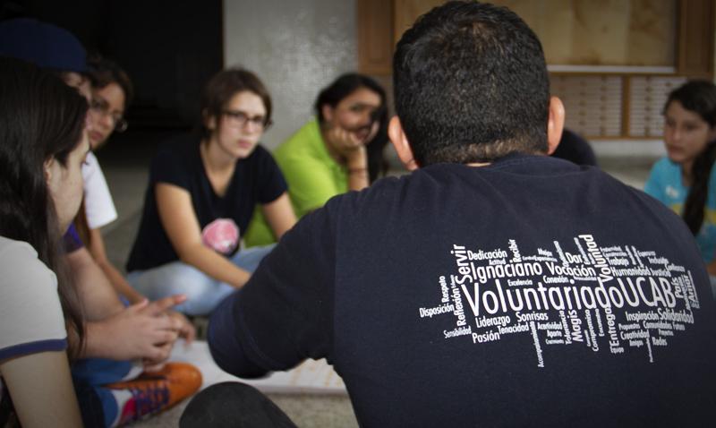 Voluntariado en la universidad