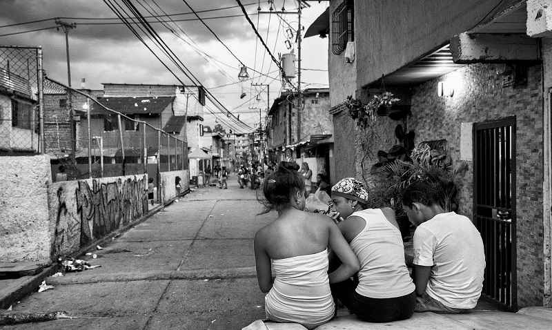 La cotidianidad del barrio y las medidas ante el COVID-19