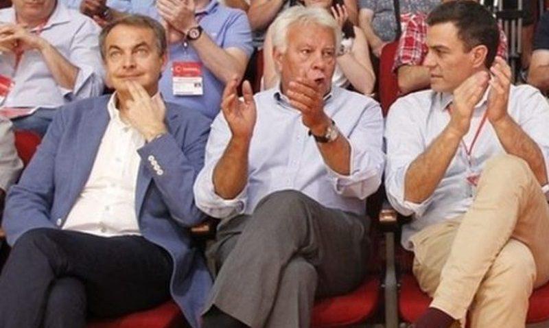 La responsabilidad política del PSOE
