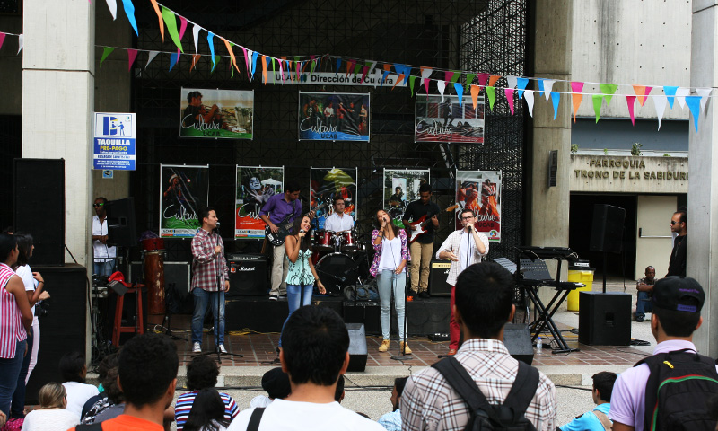 Llega nuevamente la Feria Cultural UCAB