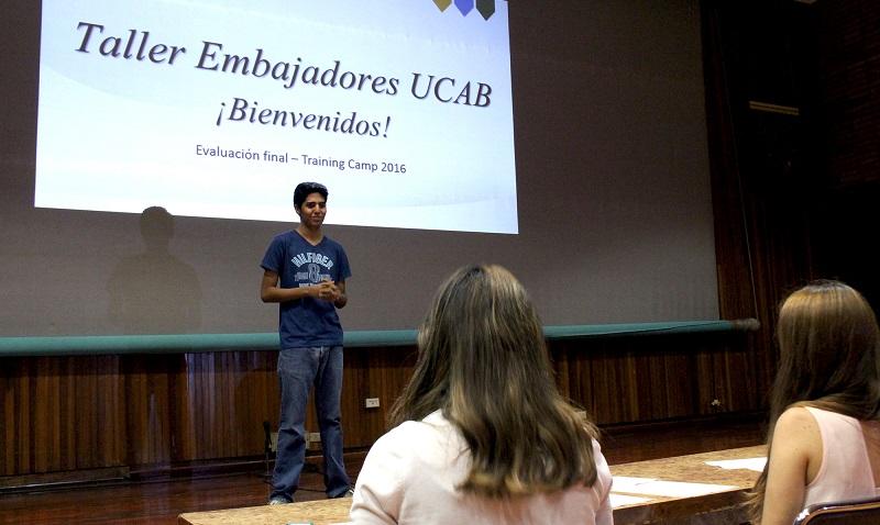 Embajadores UCAB