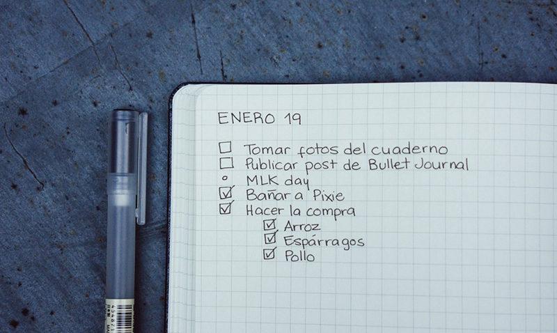 Un método creativo para organizarse mejor