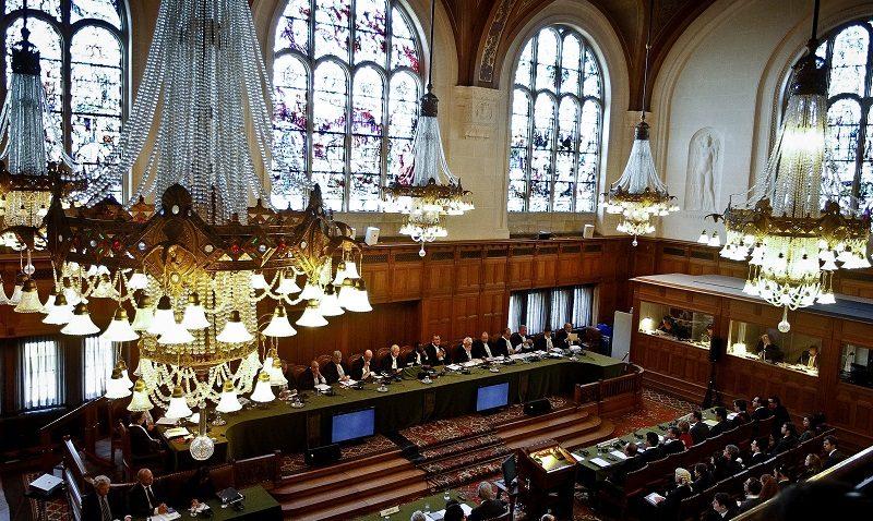 Sé parte de la simulación judicial ante la CPI