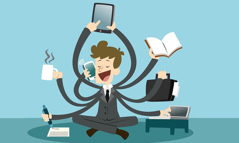 Productividad al máximo para lograr el éxito