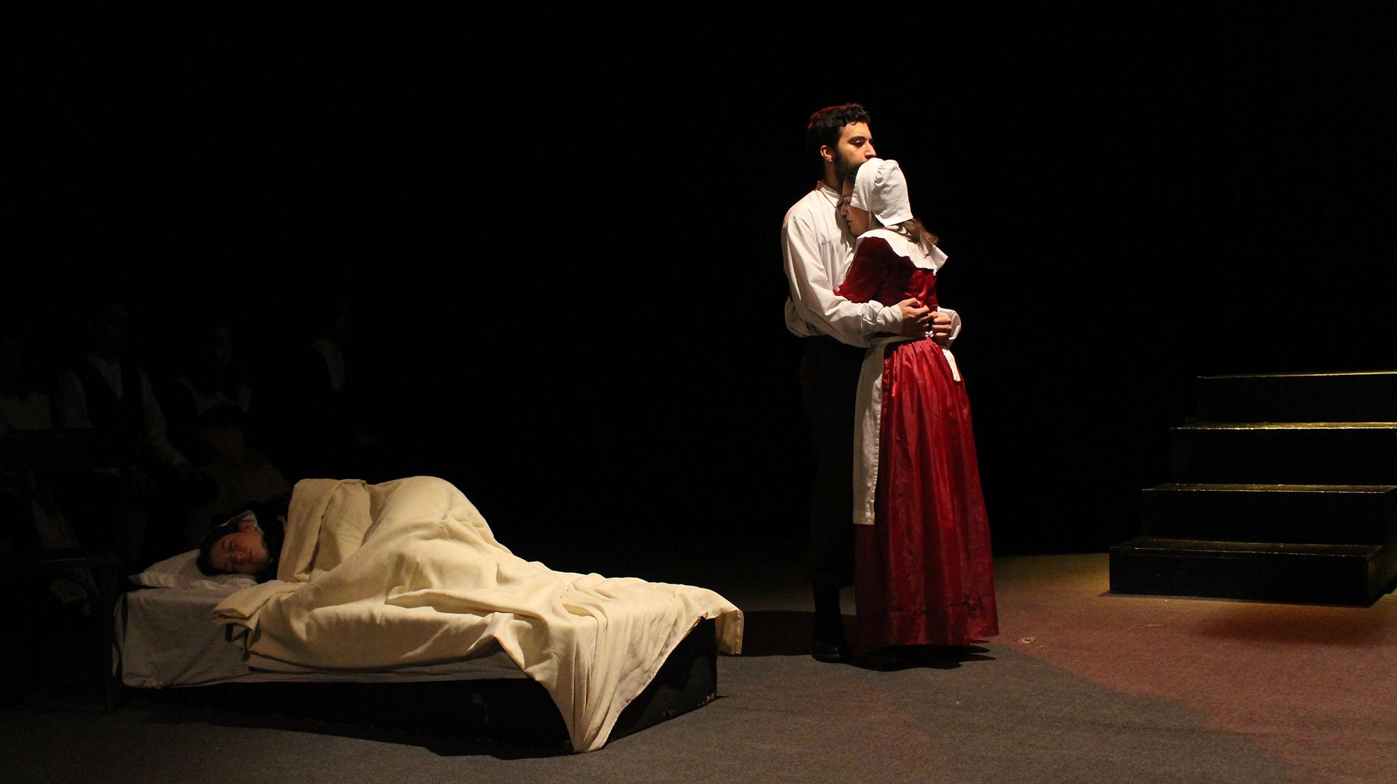 Las Brujas De Salem hechizaron en Teatro UCAB