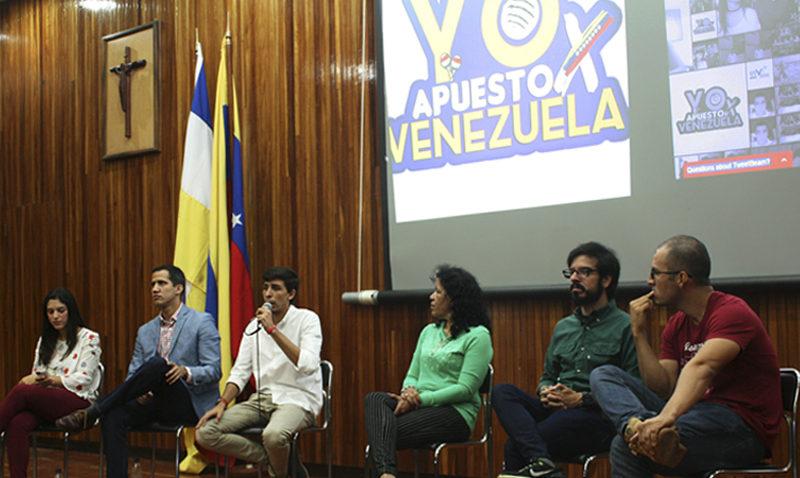Se apuesta por Venezuela