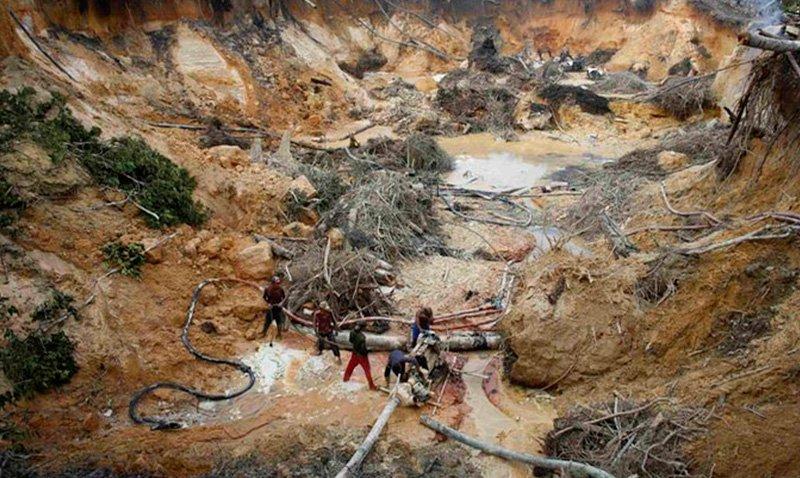Harán foro sobre arco minero del Orinoco