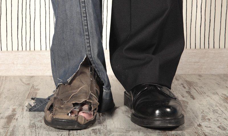 La desigualdad como problema político