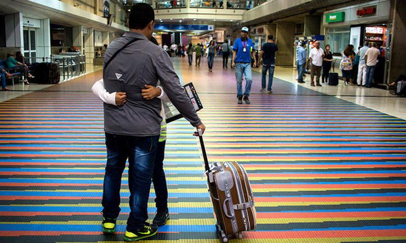 Taller migratorio para estudiantes