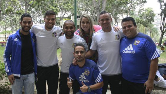 Fotogalería: Atlético Venezuela en la UCAB